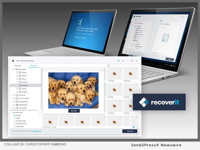 Wondershare Recoverit Now Upgraded For External Hard Drive