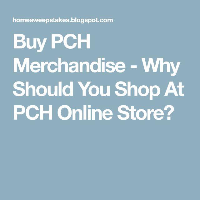 Pch Shop Online
