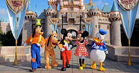 Win a Disney Parks Vacation