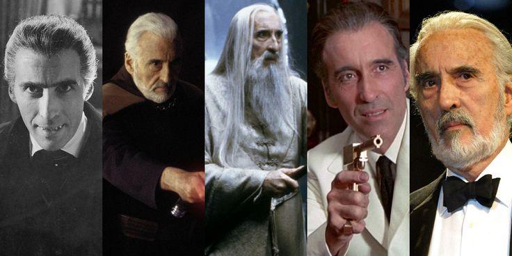 En voilà une mauvaise nouvelle… The Telegraph a annoncé que l'acteur britannique Christopher Lee nous a quittés dimanche à l'âge de 93 ans. Les plus jeunes d'entre vous le connaissent pour son rôle de Saruman dans le Seigneur des Anneaux mais il a aussi joué dans plus de 200 films tels Star Wars, plusieurs Dracula ou encore dans le James Bond L'Homme au Pistolet d'Or où il jouait Francisco Scaramanga.