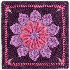 crochet granny square pattern – Google Search | Look around!