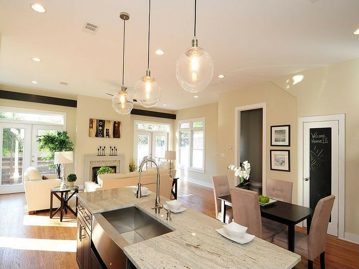 Contemporary Great Room Come Find More On Zillow Digs