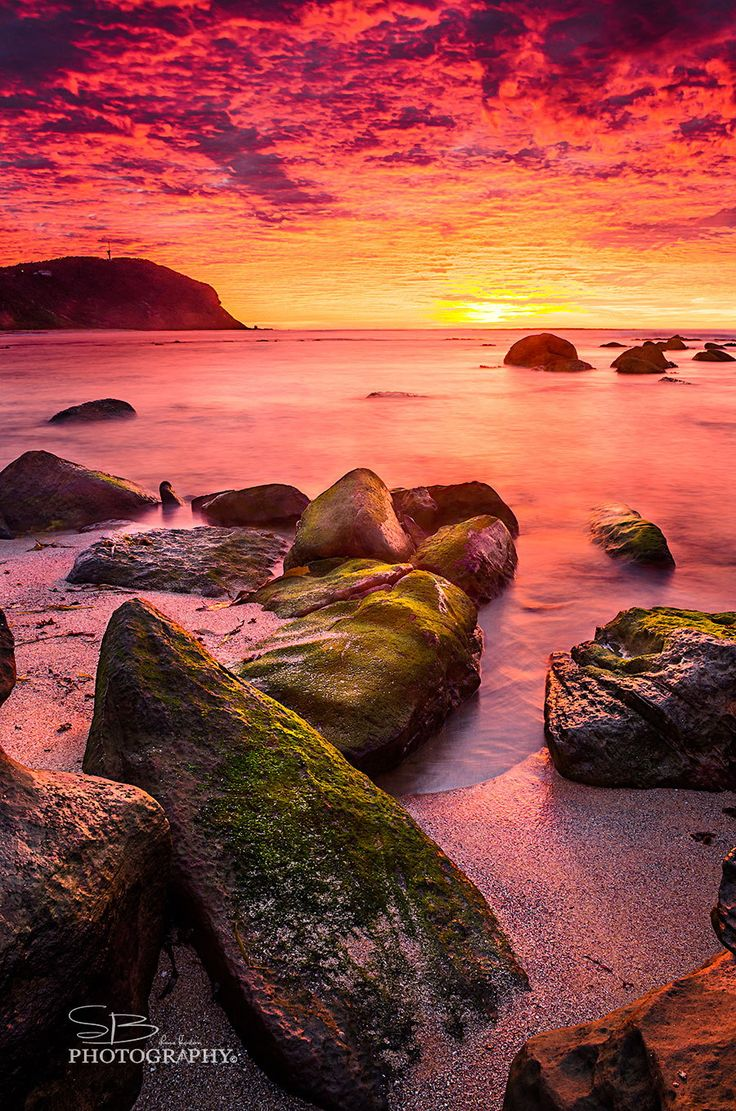 """""""Fire in the sky"""" by ShaneBeaton / 500px"""