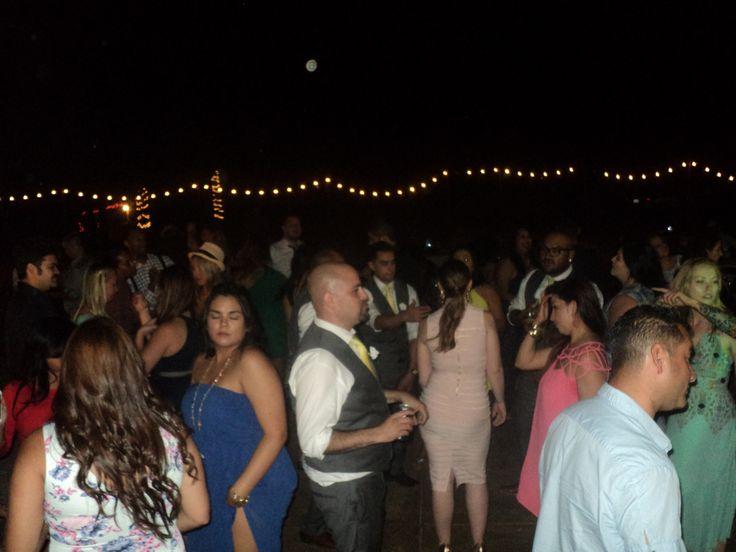 Fresno dj services in Oakhurst at Paradise Springs for Amazing Wedding!