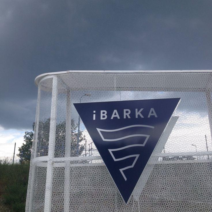 Info Barka. Pływający punkt informacyjny Wisły.