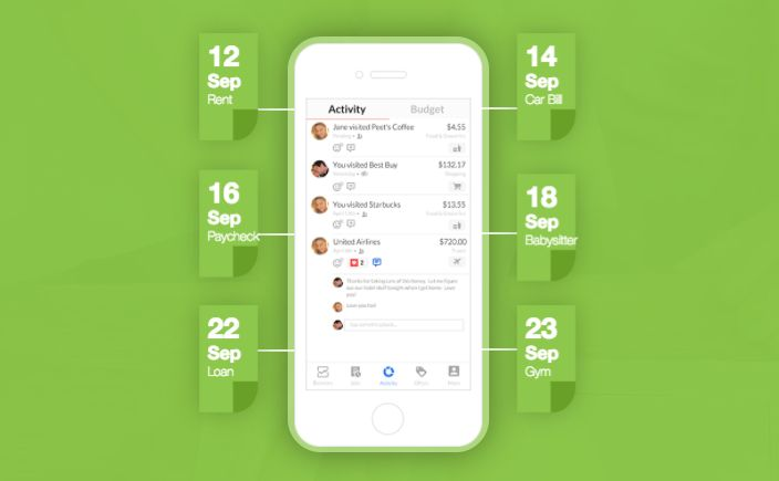 Honeydue is a money management app for couples