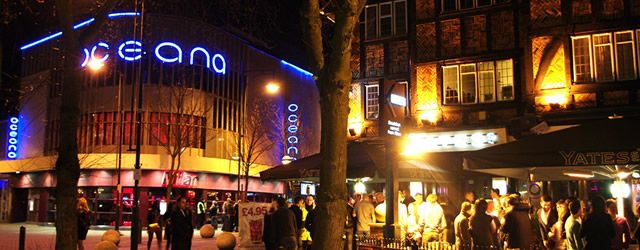 Bars, restaurants and nightlife in Watford