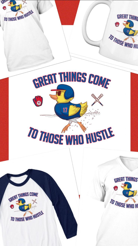 Cubs live the #DuckLifeHustle! https://ducklifehustle.com/free-cubs-sticker #ChicagoCubs