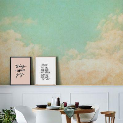 Fototapetul personalizat  Visare este perfect pentru a decora integral un perete din casa ta sau dintr-un alt spatiu: bar, restaurant, hotel, birou s.a.