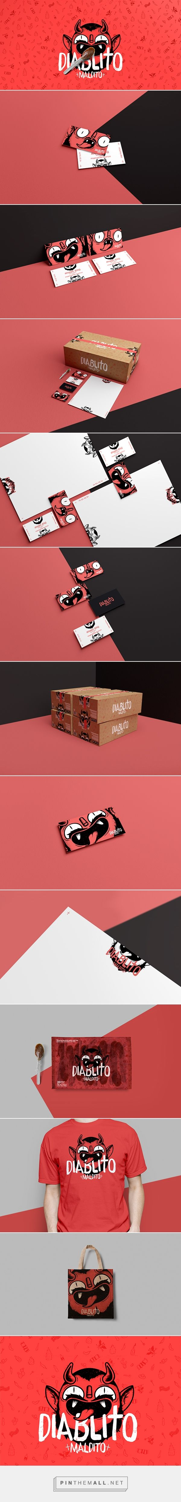 Diablito Maldito on Behance - - - - - - - - - - - -... - a grouped images picture - Pin Them All