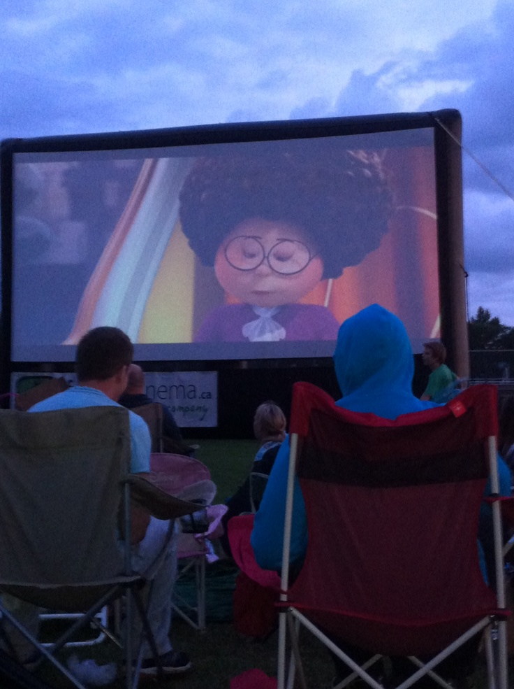Sherwood Park Movie in the Park