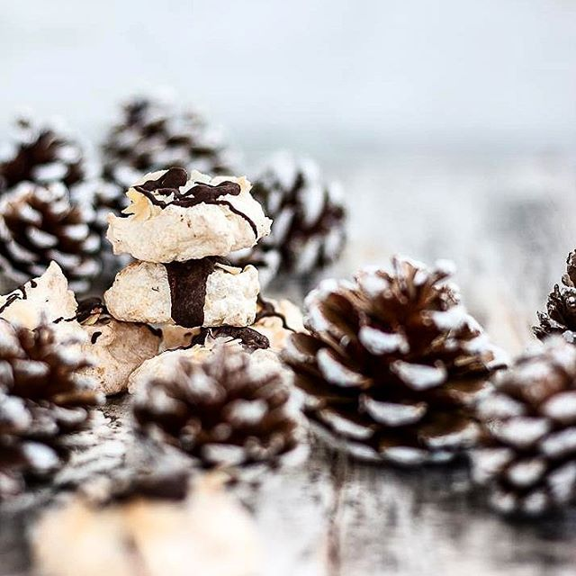 Coconut Macaroons with chocolate  Now on the blog. === Kokosmakronen mit Schokolade  Jetzt auf dem Blog. #lifeisfullofgoodies #macaroons #chocolate #coconut #instafood #food #blog #xmas #foodblog #schokolade #delicious #foodilicious #foodporn #yummy #foodpic #foodphotography #igfood #igdaily #foodlover #lecker #foodilicious #sweettreat #feedfeed #f52grams #weihnachten #plätzchen #kokosmakronen #recipeontheblog #recipe