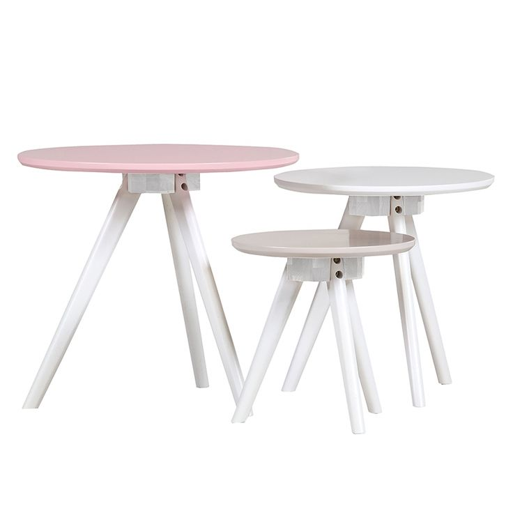 Machen Sie Ihr Wohnzimmer Mit Beistelltisch Set Verena Galor In  Pastelltönen Zur Wohlfühloase. Entdecken Sie Weitere Möbel Auf U003eu003e  WestwingNow.