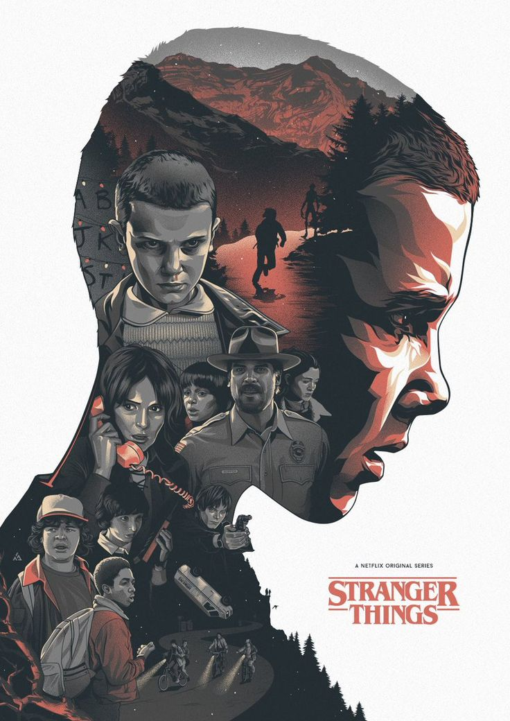 Stranger Things is one of my favorite new shows, for the nostalgia, the horror, and the strong performances.