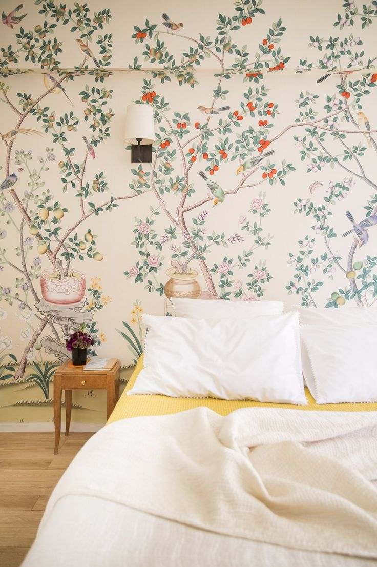 Pretty Bedroom Wallpaper 17 Best Images About Wallpaper Chalk On Pinterest Dining Rooms