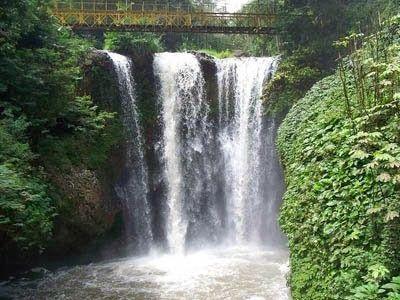 Air Terjun Maribaya Lembang