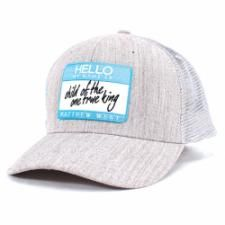 I want one!  Child Of The One True King Cap | Matthew West Official Store