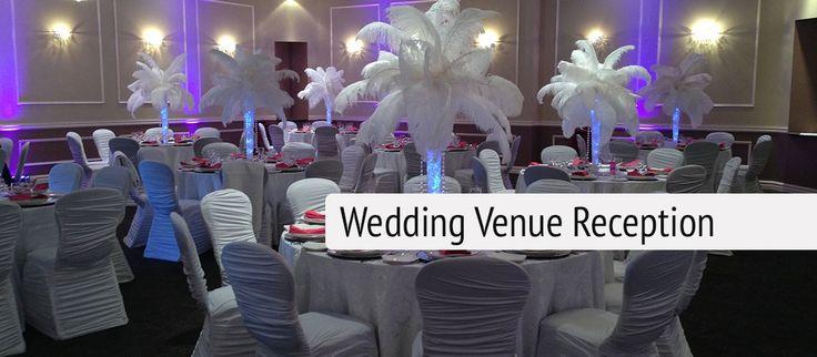 Wedding event venue reception in Toronto-Vaughan