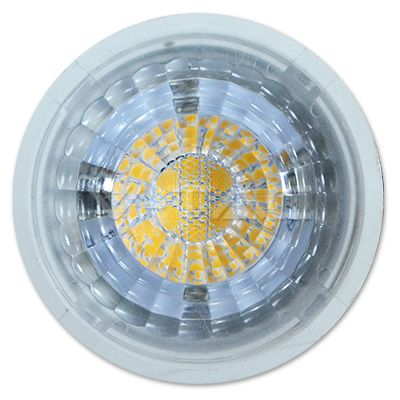 4,57€ Lampadina LED faretto 7W MR16 12V Plastica 6000K  SKU: 1665 | VT: VT-1967