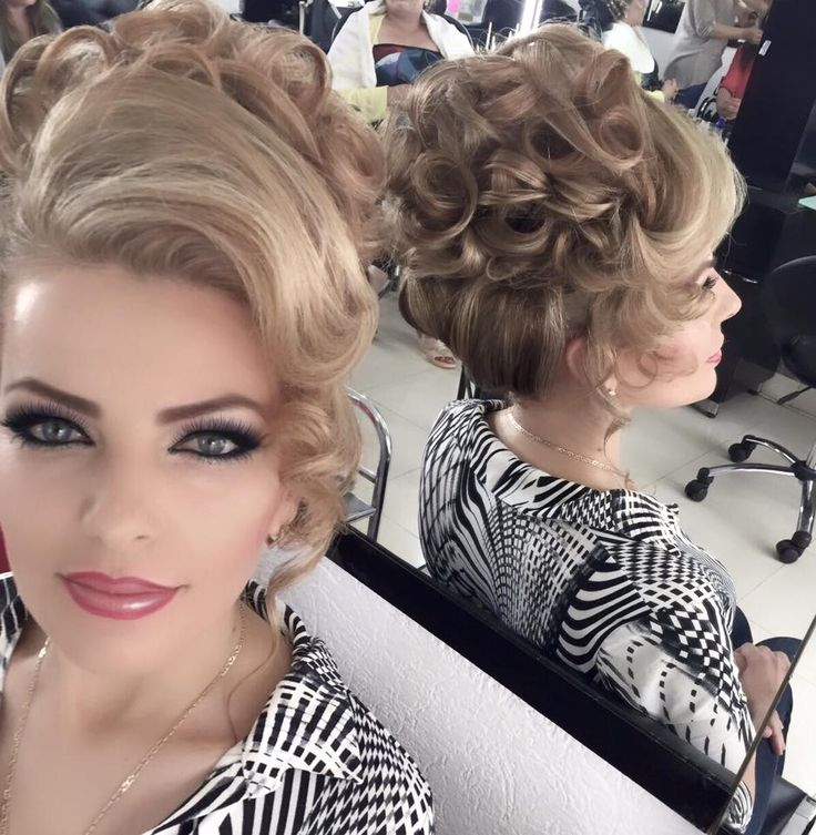 189 Best The Old Styles Bouffant Wetset Hair Images On Pinterest