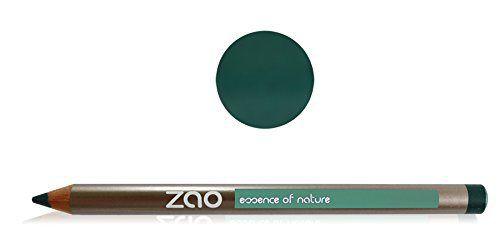 Zao Organic Makeup - Pencil Eyeliner Dark Green - http://essential-organic.com/zao-organic-makeup-pencil-eyeliner-dark-green/