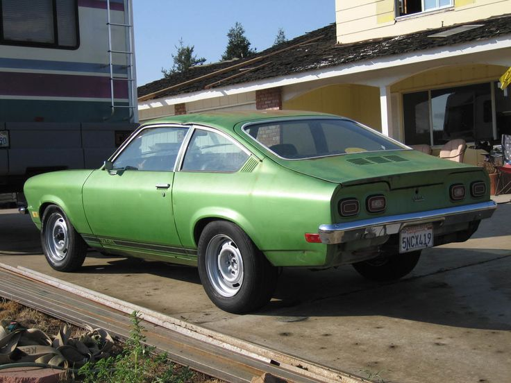 1972 Vega Used More Oil Than It Did Gas Cars