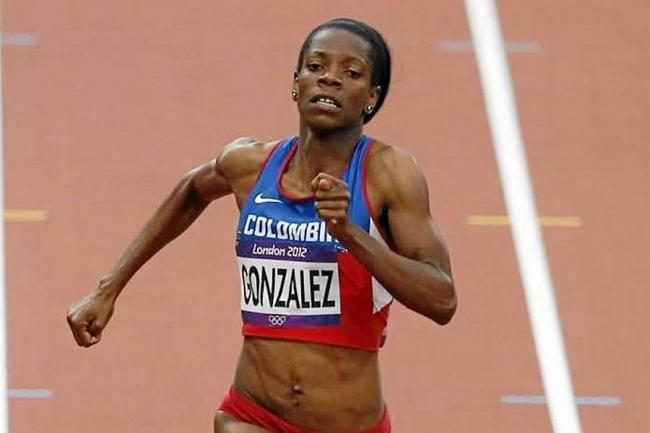 Pese a que Norma González estuvo participando en las pruebas de atletismo en Inglaterra, la nacida en Santander de Quilichao fue eliminada en la ronda clasificatoria