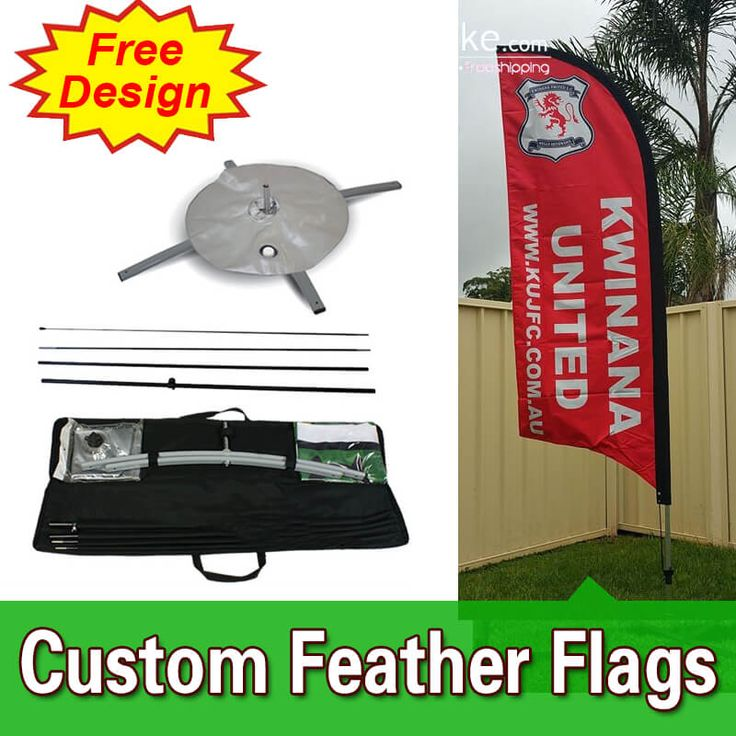 Free Design Free Shipping Cheap Banner Flags Advertising Long Flags Advertising Outdoor Feather Banners