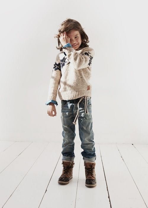Scotch & Soda Collection - Lookbook | Scotch & Soda kindermode 2012 winter