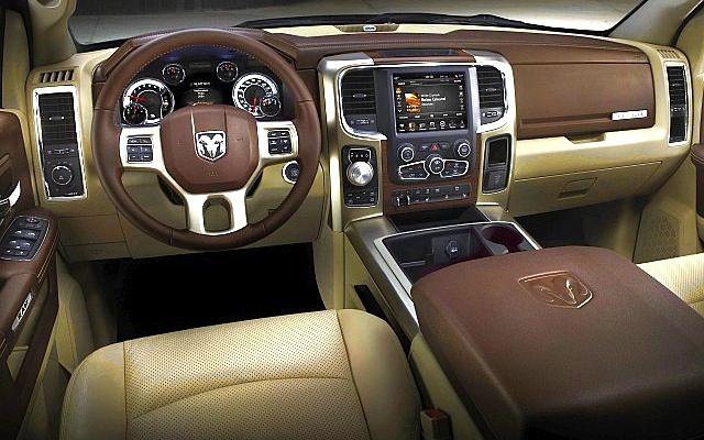 Dodge Ram 1500 Laramie Longhorn 2014 Ram 1500 Laramie