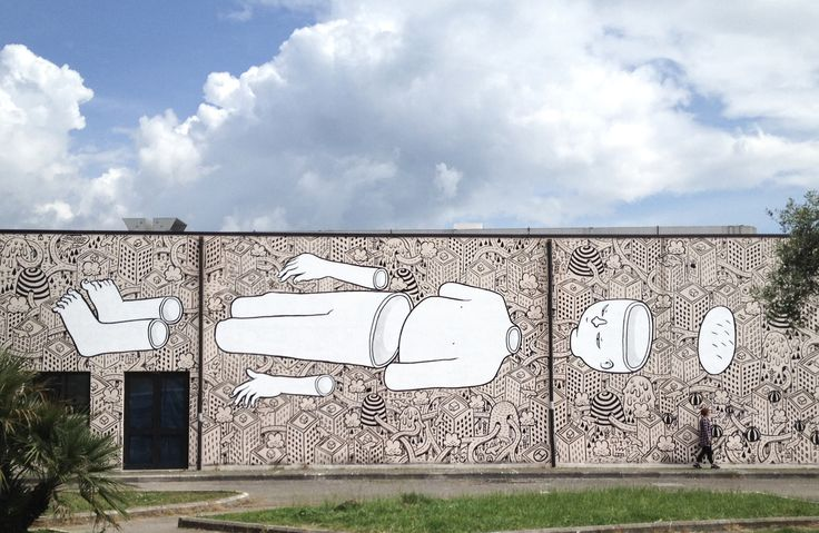An Interview With Italian Street Artist Millo: 'My Characters Are The Purest Part Of Me'