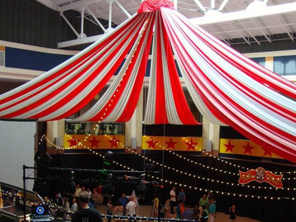 Circus theme decorating ideas circus prom decorations pictures circus pinterest circus - Decoration theme cirque ...