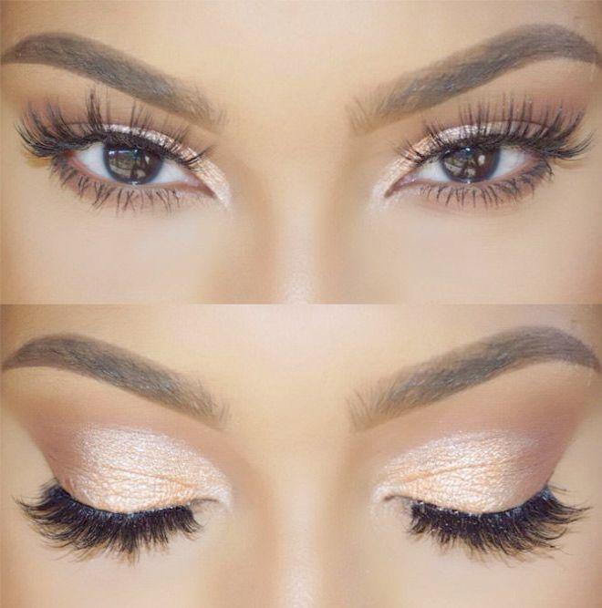 No Way Eye Makeup For Prominent Lids Xoxo Eye Makeup