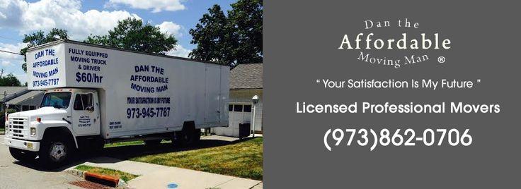 Boonton NJ Moving Company