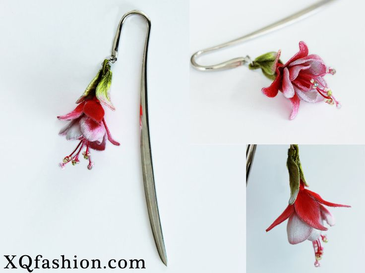 Fuchsia's Bookmark by XQFashion.deviantart.com on @DeviantArt