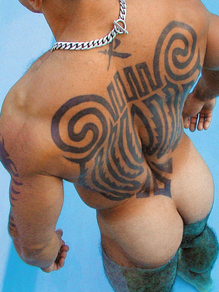 gay tattoos nice ass