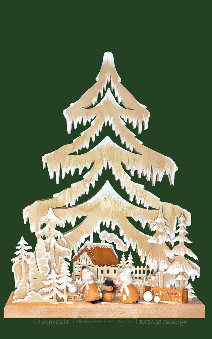 Ratags Online Shop - Fir tree sm., Snow-Mollis