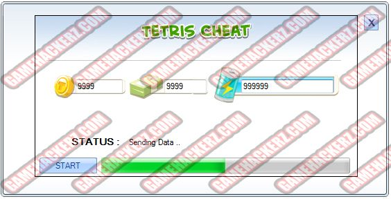 TETRIS BATTLE CHEAT