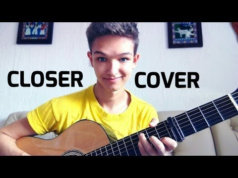 Closer - The Chainsmokers ft Halsey (Dragos Cover) - YouTube