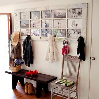 http://idee-creative.fr/idees-creatives-diy/loisirs-creatifs-theme/deco-decoration/creer-un-cadre-photo-recup-avec-une-vieille-porte/
