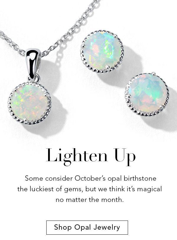 Shop Opal Jewelry