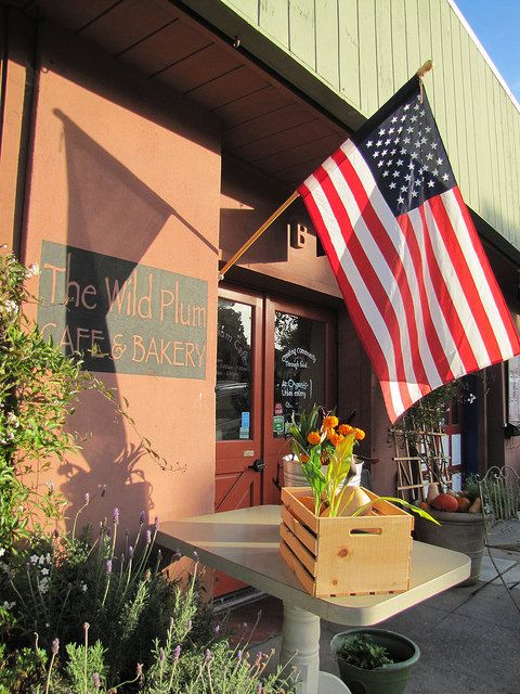 The Wild Plum Cafe & Bistro in Monterey - everything made from scratch
