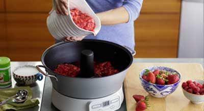 Ball(R) FreshTECH Automatic Jam and Jelly Maker recipes.