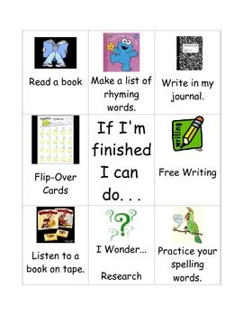 If I'm Finished I Can ... poster