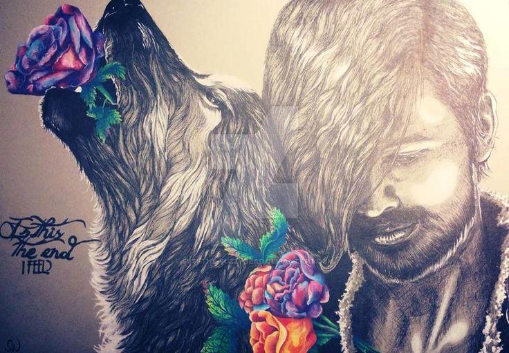 #MARSart | Art by SUSI-the-FUZZYHEAD on deviantart #tomomilicevic #thirtysecondstomars #30secondstomars