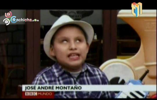 Un Niño Prodigio Musical Llamado José André, Aprendio A Tocar El Piano Solo A Los 4 Años #Video