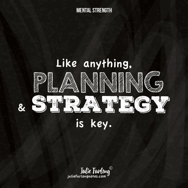 Most change starts with a simple process – make sure you plan ahead! Take a look: juliefurlongnotes.com