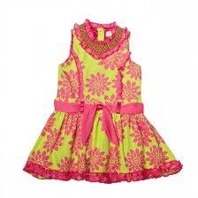 Trish Scully Child - Trish Scully Child Azalea Princess Dress - Designer Baby Clothes|LollipopMoon.com only $62.00 - New Items