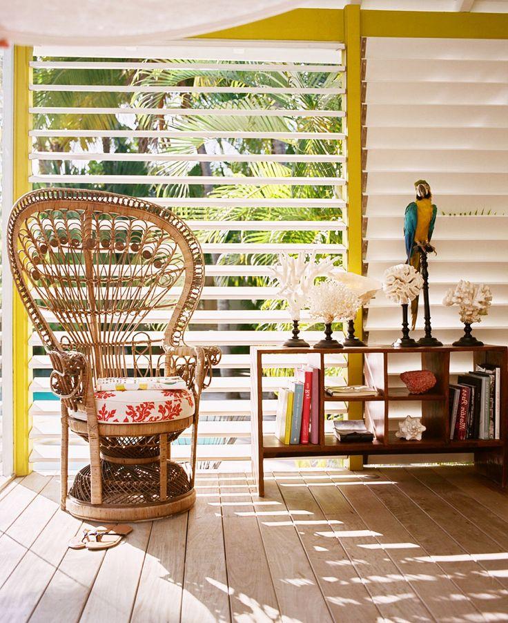 Тропический стиль интерьера Во всем мире с каждым днем обретает популярность так званный, тропический стиль и�...  #национальныйстиль #стиль #тропики
