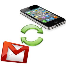 Sync Your IPhone Contacts Wirelessly With Gmail